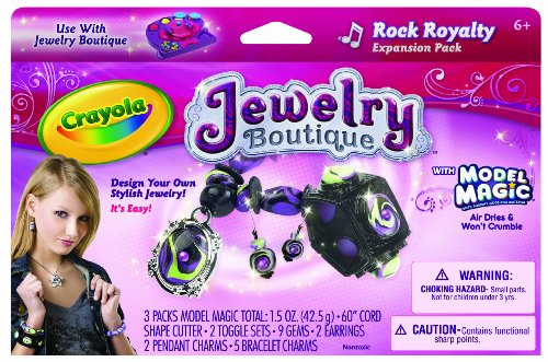 Crayola Model Magic Jewelry Studio Refill Rockstar
