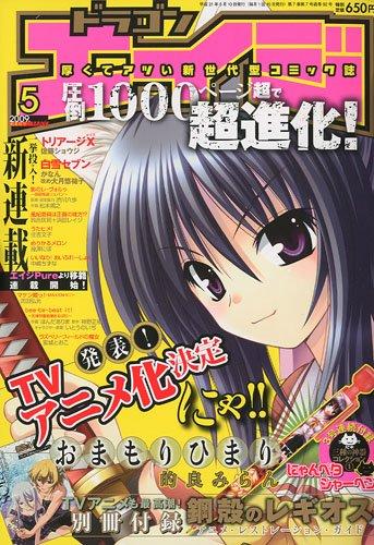 ドラゴンエイジ 2009年 05月号 [雑誌]