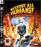 Thq Destroy All Humans Path Of The Furon Ps3 [playstation 3]