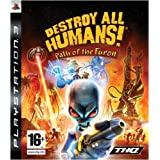 Destroy All Humans: Path of the Furon (PS3)by THQ