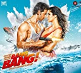 Bang Bang - 2014 Original Bollywood Audio CD / Hrithik Roshan / Katrina Kaif / Vishal Shekhar