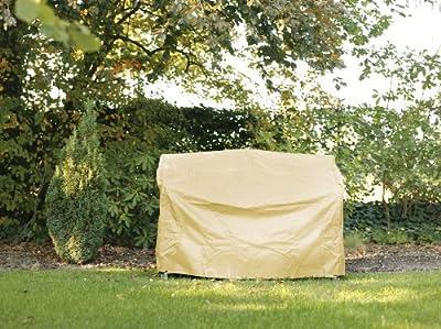 Videx 22169 Cover Gartenbank 190 x 66 x 89 cm beige von Videx bei Gartenmöbel von Du und Dein Garten