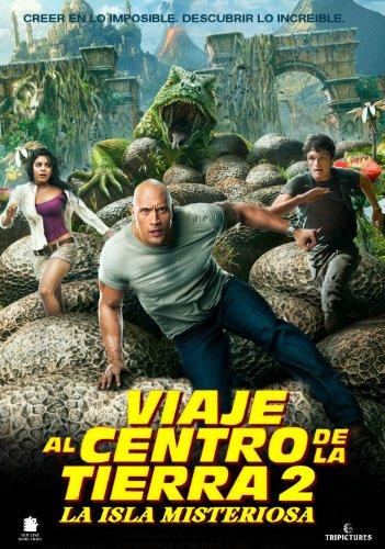 Viaje Al Centro De La Tierra 2: La Isla Misteriosa [DVD]