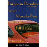 European Beauties Volume 1&2 - 2 DVD set