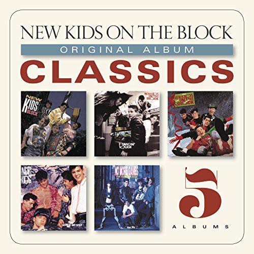 New Kids On The Block - Awesome! 80s Christmas - Zortam Music