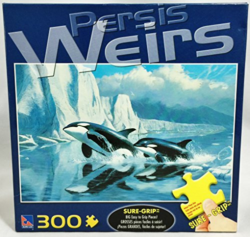 Periss Weirs 300 Peice Puzzle - Glaciers Edge
