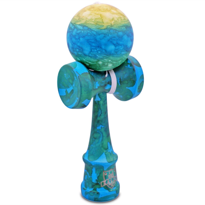 Earth Marble Kendama