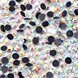 *Versand aus Deutschland* 1400 Hotfix Kristall AB Strass Steine Strasssteine