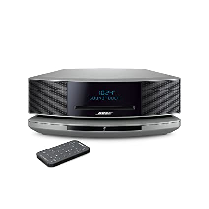 Bose  Wave  Music SystemSoundTouch  IV - Argent Platine