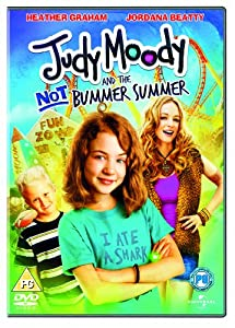 Judy Moody and the Not Bummer Summer [DVD]