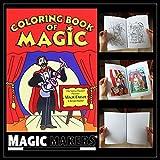 Color Changing Book - Easy Magic Trick (Magic Coloring Book)
