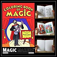 Color Changing Book – Easy Magic Tric…