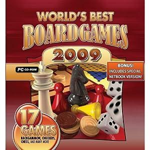 World's Best Board Games 2009 - PC