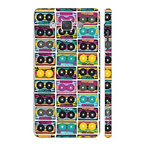 Enthopia Designer Hardshell Case The Old Way of Music - colourful Back Cover for Samsung Galaxy Grand Max