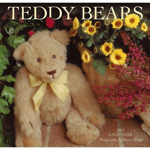 2013 Teddy Bears Wall Calendar