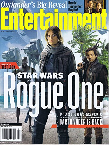 Entertainment Weekly [US] July 1 2016 (単号)