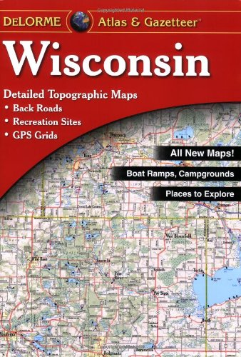 Wisconsin Atlas and Gazetteer
