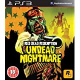 Red Dead Redemption - Undead Nightmare (PS3)by Take 2 Interactive