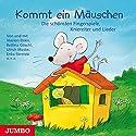 Kommt ein Mäuschen: Die schönsten Fingerspiele, Kniereiter und Lieder Hörbuch von  div. Gesprochen von:  div., Marion Elskis, Bettina Göschl