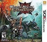 Capcom 3DS Monster Hunter Generations - Nintendo 3DS