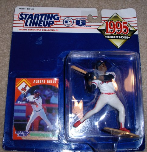1995 Albert Belle MLB Starting Lineup - 1