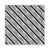 Hero Arts CG681 Bold Prints, Candy Stripe (Color: Candy Stripe)