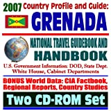 img - for 2007 Country Profile and Guide to Grenada - National Travel Guidebook and Handbook -Operation Urgent Fury 1983, Caribbean Basin Initiative, Volcano (Two CD-ROM Set) book / textbook / text book