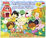 Fisher-Price Little People: Let's Ima...