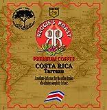 Reggie's Roast Costa Rica Tarrazu, Ground Coffee, 12-Ounce Cans (Pack of 4)
