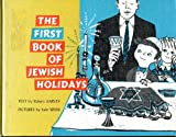 img - for The First Book of Jewish Holidays book / textbook / text book