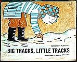 Big Tracks, Little Tracks (0590005065) by Branley, Franklyn Mansfield