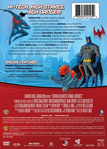Batman Unlimited: Animal Instincts at Gotham City Store