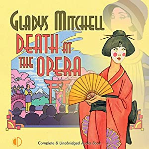 Death at the Opera Audiobook
