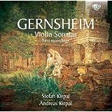 Violin Sonatas First Recordin