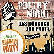 Das Hörbuch zur Poetry Night | [ div.]