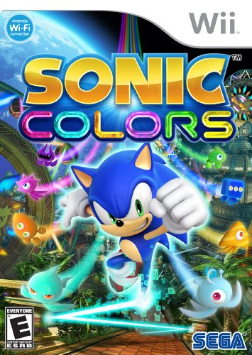 Sonic Colors - Nintendo Wii (Sonic Colors Music compare prices)