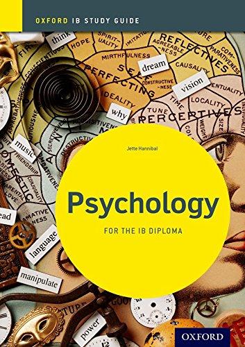 Ib study guide: psychology. Con espansione online. Per le Scuole superiori (Ib Study Guides)