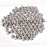 Come 2 Buy - Approx 100PCS 10MM SILVE...