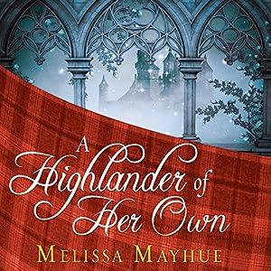 A Highlander of Her Own Audiobook