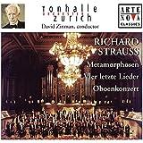 Strauss: Metamorphosen / Oboe Concerto / Four Last Songs