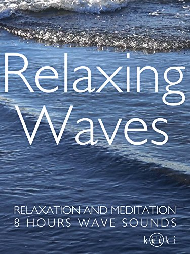 Oean Waves 8 hours for relaxation and meditation