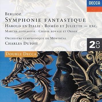 Symphonies Fantastique Op 14 / Harold in Italy