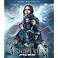 Rogue One: A Star Wars Story on Blu-ray + DVD + Digital + $5 Gift Card