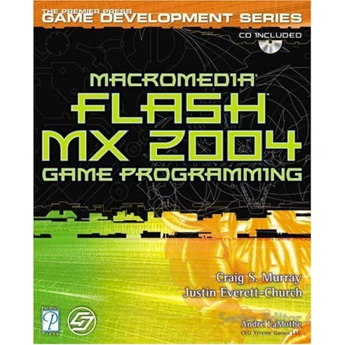 Macromedia Flash MX 2004 Game Programming