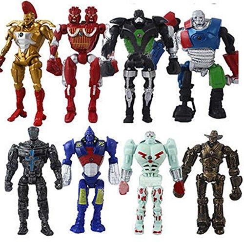 Fortitude-8x-Real-Steel-Atom-Midas-Noisey-Boy-Zeus-13cm-PVC-Action-Figure-Set
