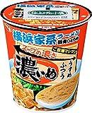 サッポロ一番 ご当地マシマシ 濃いめ 横浜家系ラーメン 99g×12個