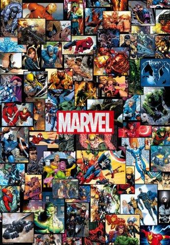 Marvell 1000 Piece Marvel Universe R-1000-611 (japan import)