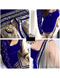 J B Fashion Women's Semistitched Salwar Suit/semistitched Dress Material/Dress Material/3 Piece Salwar Suits/Salwar...