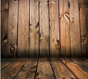 Amazon.com : Vinyl Custom Photography Prop Wood Photo Background