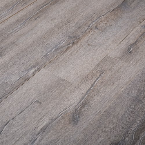 Krono Embossed Laminate Flooring V Groove 8mm Bleached Oak 2 22m